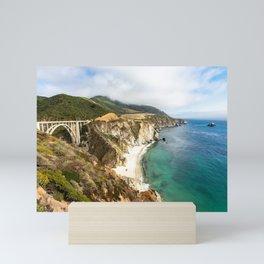 Bixy Canyon Bridge Mini Art Print