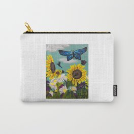 Summer Time Sunshine Carry-All Pouch