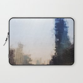 London Abstract Laptop Sleeve