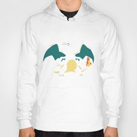 charizard Hoodies featuring Charizard by SEANLAR94