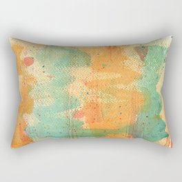Curious River Rectangular Pillow