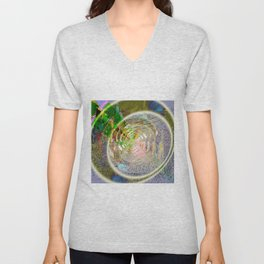 Quasar Unisex V-Neck
