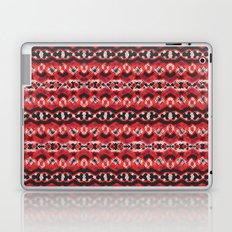 Montana Stripe - Cherry Laptop & iPad Skin