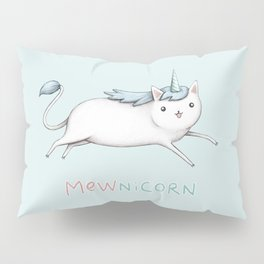 Mewnicorn Pillow Sham