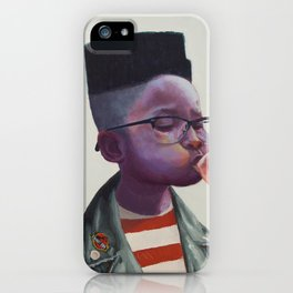 What's the next song? iPhone Case