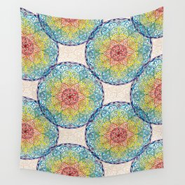 Mandala peace Wall Tapestry