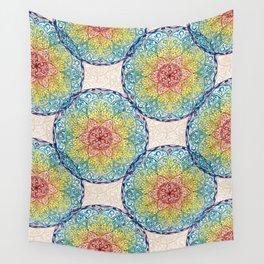 Mandala peace Wall Tapestry