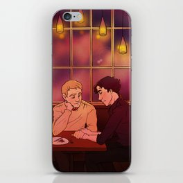 I'm glad you're alive, you idiot. iPhone Skin