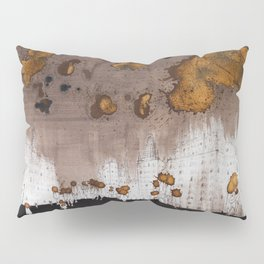 Expresso Head and the Coffee Clouds Pillow Sham