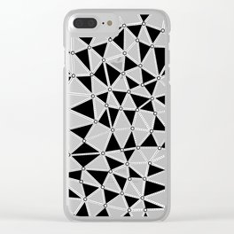African Blush Clear iPhone Case