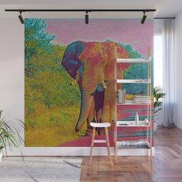 Popular Animals - Elephant Wall Mural