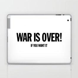 War Is Over - If You Want It -  John Lenon & Yoko Ono Poster Laptop & iPad Skin
