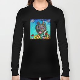 Chorkie Long Sleeve T-shirt