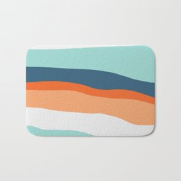 venice sunset Bath Mat