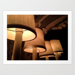 Lights #2 Art Print