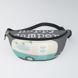 Happy Camper Fanny Pack