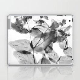 Ghostly Blooms Laptop & iPad Skin