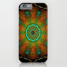 Kaleidoscope - Oriental Ambience iPhone 6 Slim Case