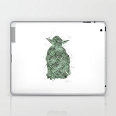 Yoda Star . Wars Laptop & iPad Skin