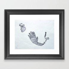 Almost Framed Art Print