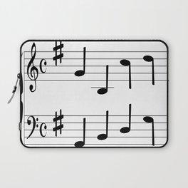 Music Chord Laptop Sleeve