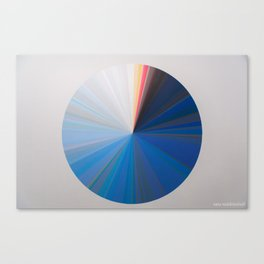 Chromascope Canvas Print