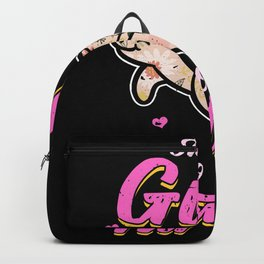 Funny Just a Girl Who Loves Turtles Gift Backpack