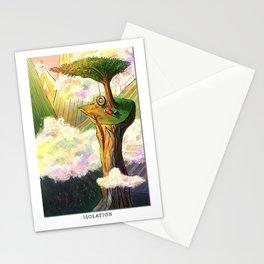 Blissful Isolation Stationery Cards