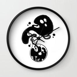 Halloween Essentials Wall Clock