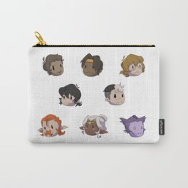 Mini Voltron Carry-All Pouch