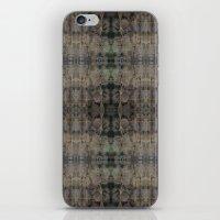 woody iPhone & iPod Skins featuring Woody by Piia Põdersalu