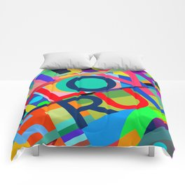 Altered Reality 7 Comforters