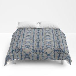 Shibori Mirror Comforters
