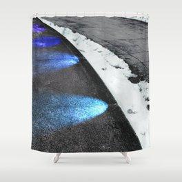 Borderlands Renewed Shower Curtain