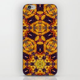 Patterned Paintography  iPhone Skin