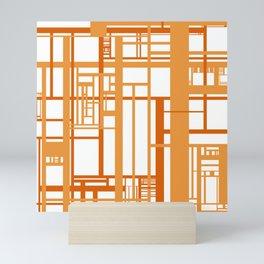 Scaffold Mini Art Print