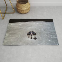 Apollo 10 - Far Side Of The Moon Rug