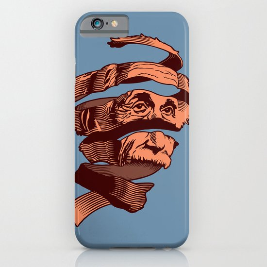E=M.C. Escher iPhone & iPod Case