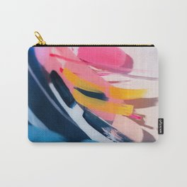 Even After All  #1 - Abstract on perspex by Jen Sievers Carry-All Pouch