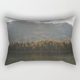 Switzerland Series: Calm Autumn Rectangular Pillow