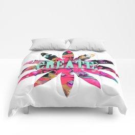 Create. Comforters