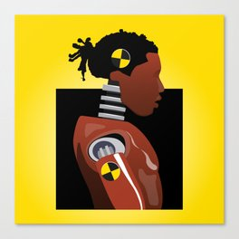 Asap Rocky - Test Dummy Canvas Print