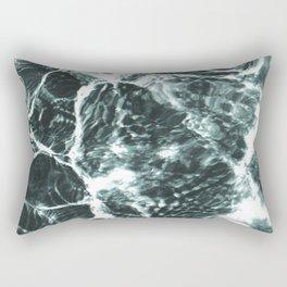 Summer Pool Rectangular Pillow