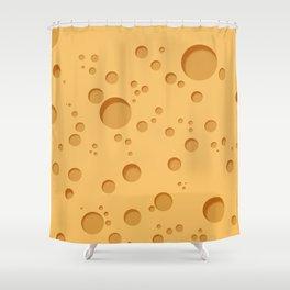 Grouyer Shower Curtain