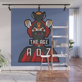 Adz God Wall Mural