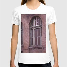 Window Arch in the Marigny T-shirt