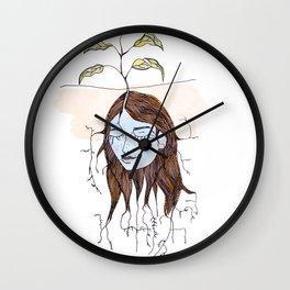 Seed Resurrection Wall Clock