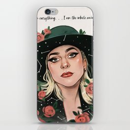 Birthday Queen / LadyGaga iPhone Skin