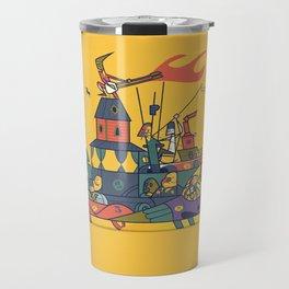 Wacky Max Travel Mug