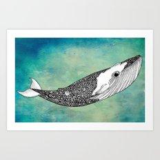 Patrick Art Print